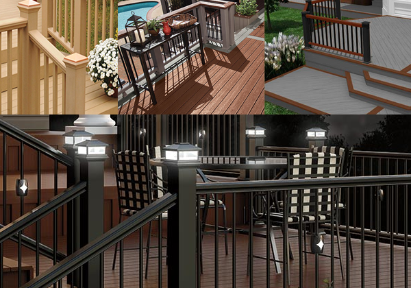 Deck Rail Kits for Your Deck and Patio | The Deck Store Online