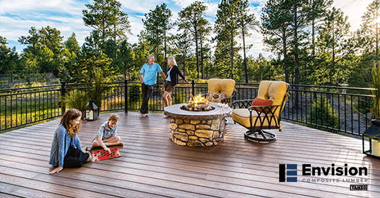 Envision Decking Tamko The Deck Store Online