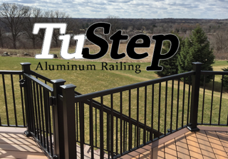 Metal Deck Railing The Deck Store Online