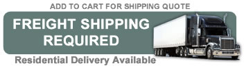 Freight Shipping Required